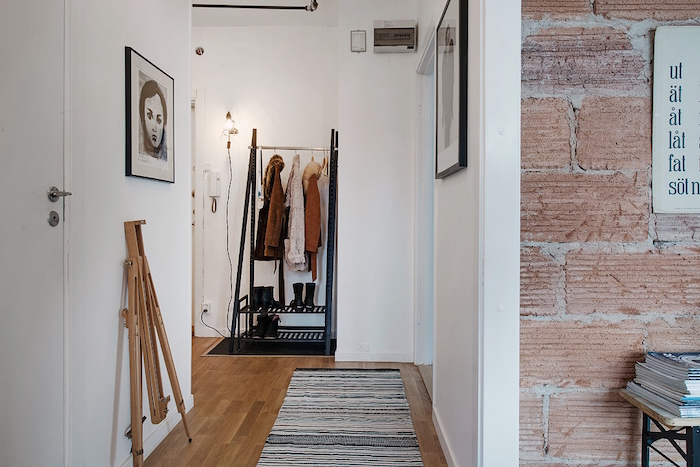 ideas para decorar un piso de alquiler hall