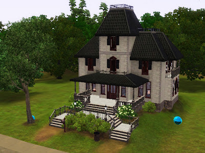 sims 3 haunted manor