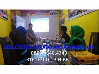 Training Bisnis Online, Pelatihan Bisnis Online, Kursus Bisnis Online