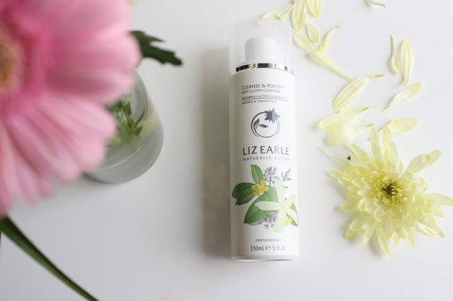 Liz Earle Cleanse and Polish Limited Edition Jasmine and Osmanthus