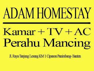 Tanjung Lesung Beach Homestay (Adam Homestay)