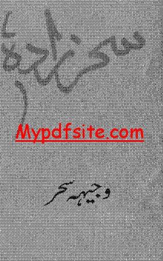 Saher Zada Novel
