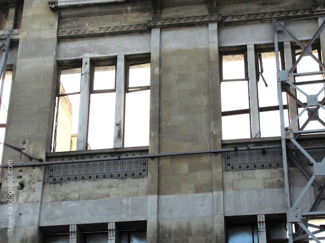 Симферополь здание ресторана Астория