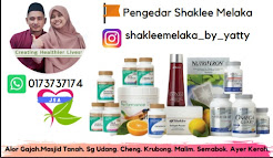Pengedar Shaklee Melaka