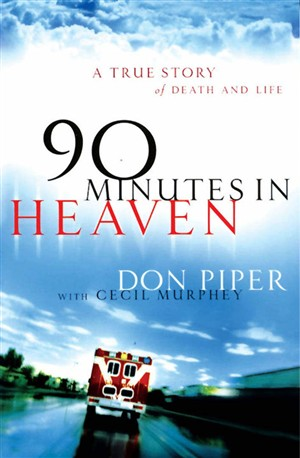 90 Minutes in Heaven, Book, Non-Fiction