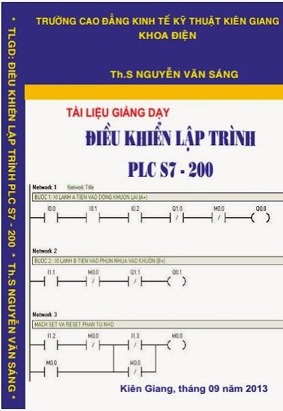 GT ĐIỀU KHIỂN LẬP TRÌNH PLC S7-200