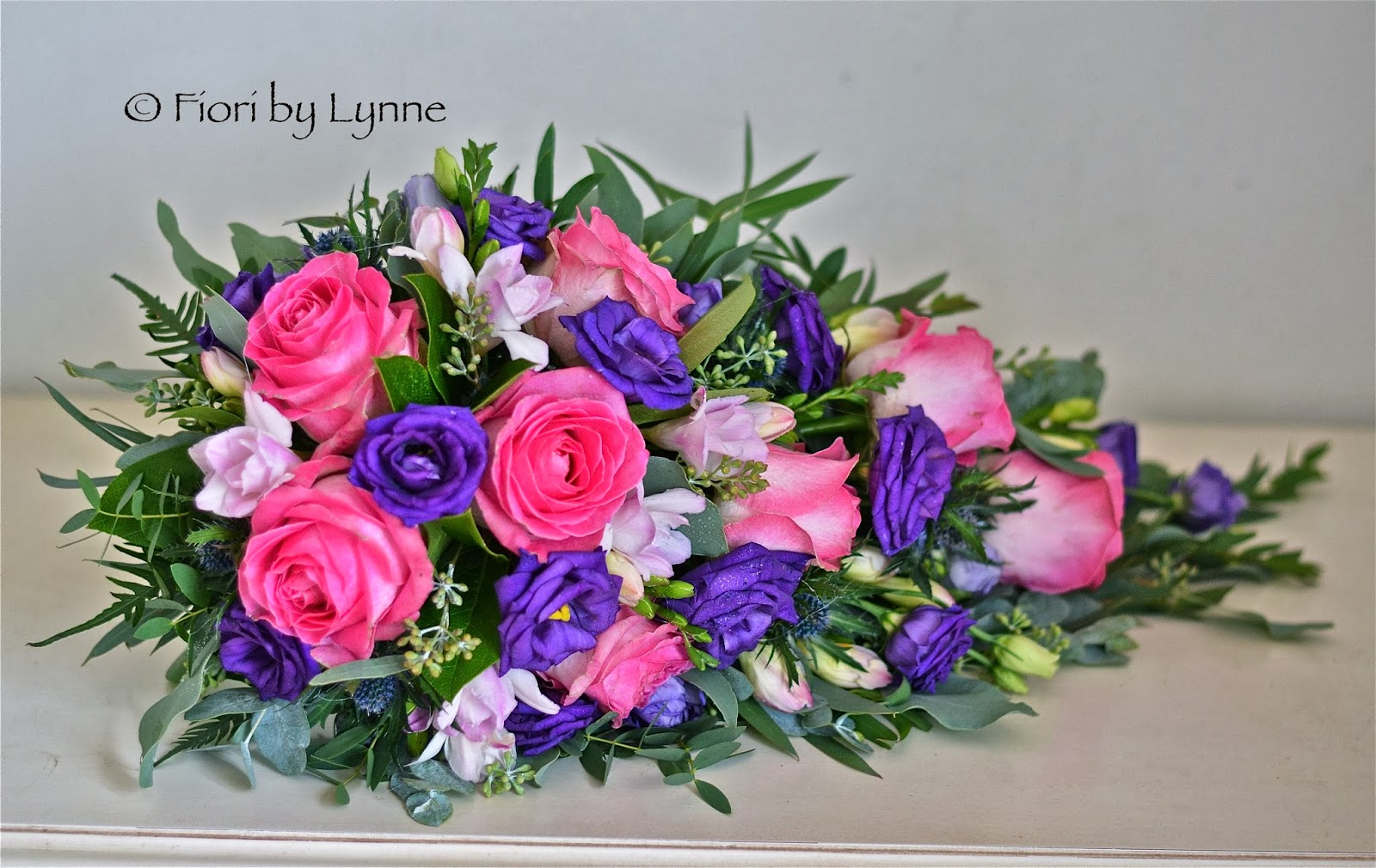 Wedding Flowers Blog: Laura's Wedding Flowers, Rhinefield ... - photo#42