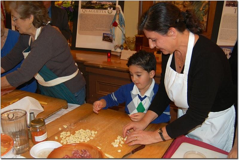 Il regno cucina della nonna in williamsburg brooklyn for Cucina della nonna