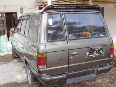 jual mobil bekas jember berkualitas jual mobil panther 91