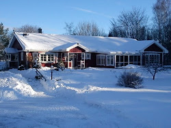 Vårt vinterhus