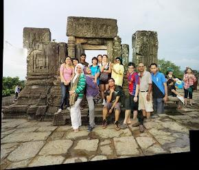 Bakeng Hill,Cambodia