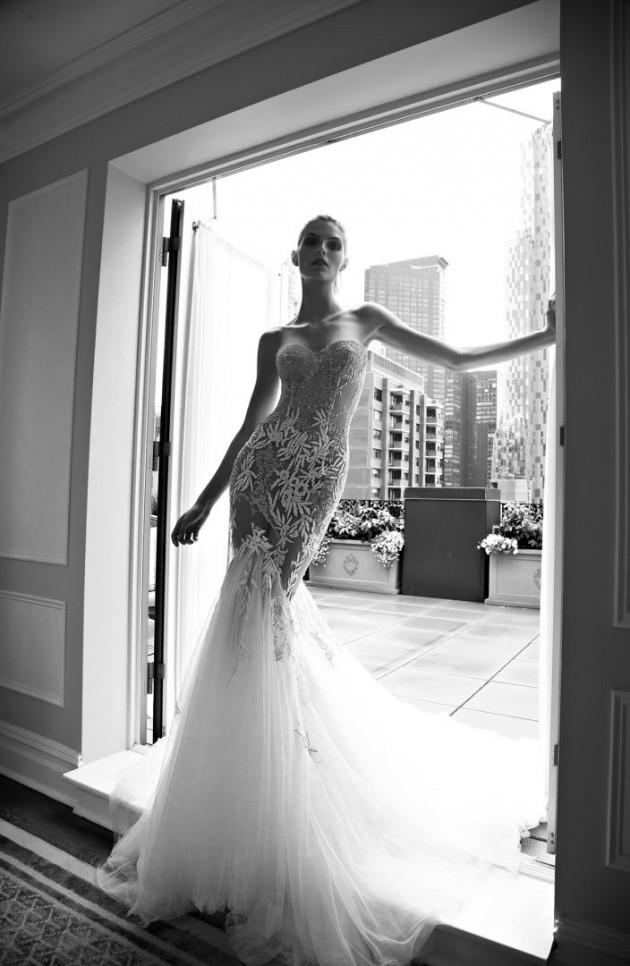 Vestidos de novias a la moda | Coleccion Inbal Dror 2016