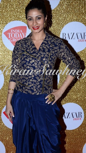 Tanishaa Mukerji at Bazaar Bride 1st Anniversary bash in Zulekhajshariff