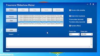 Freemore Audio Video Suite - Slideshow Maker