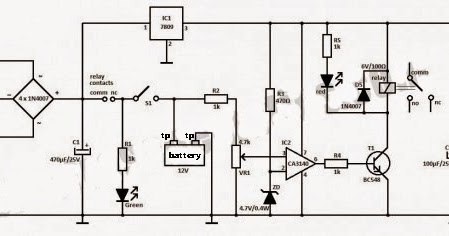 Ce Lancer Wiring Diagram Pdf additionally Single Phase Motor Two Capacitor Wiring Diagram also Wiring Diagram Washer Motor together with mercial Refrigerator Wiring Diagram further Merakit Charger Baterai 12 V Otomatis. on wiring diagram kelistrikan ac mobil