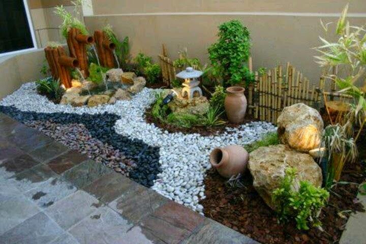 Decoracion de jardines exteriores parte 4 for Bancos exteriores jardin