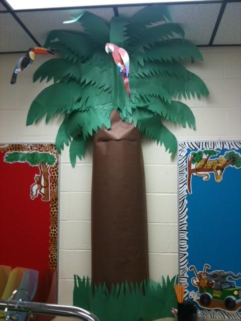 Classroom Decorating Ideas Jungle Theme ~ Nd adventures share