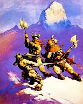 The Frost Giant's Daughter (Frank Frazetta)