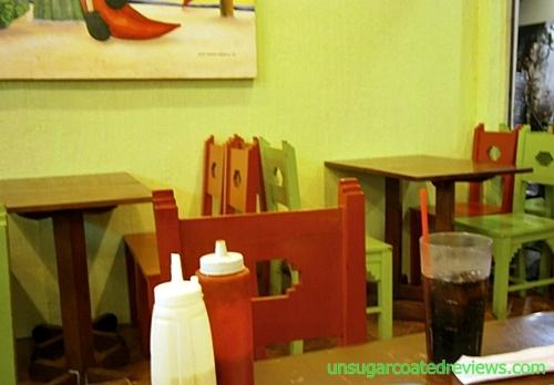 Mexicali Restaurant Trinoma