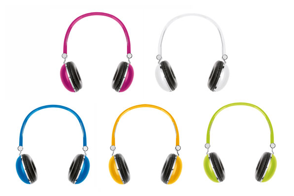 Headsets by Benetton on Design and Fashion Recipes