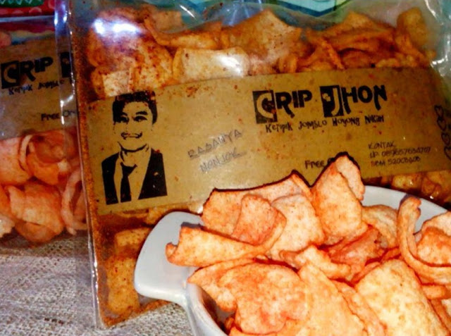 CRIP JHON (Cripic Jomblo Hoyong NIKAH)