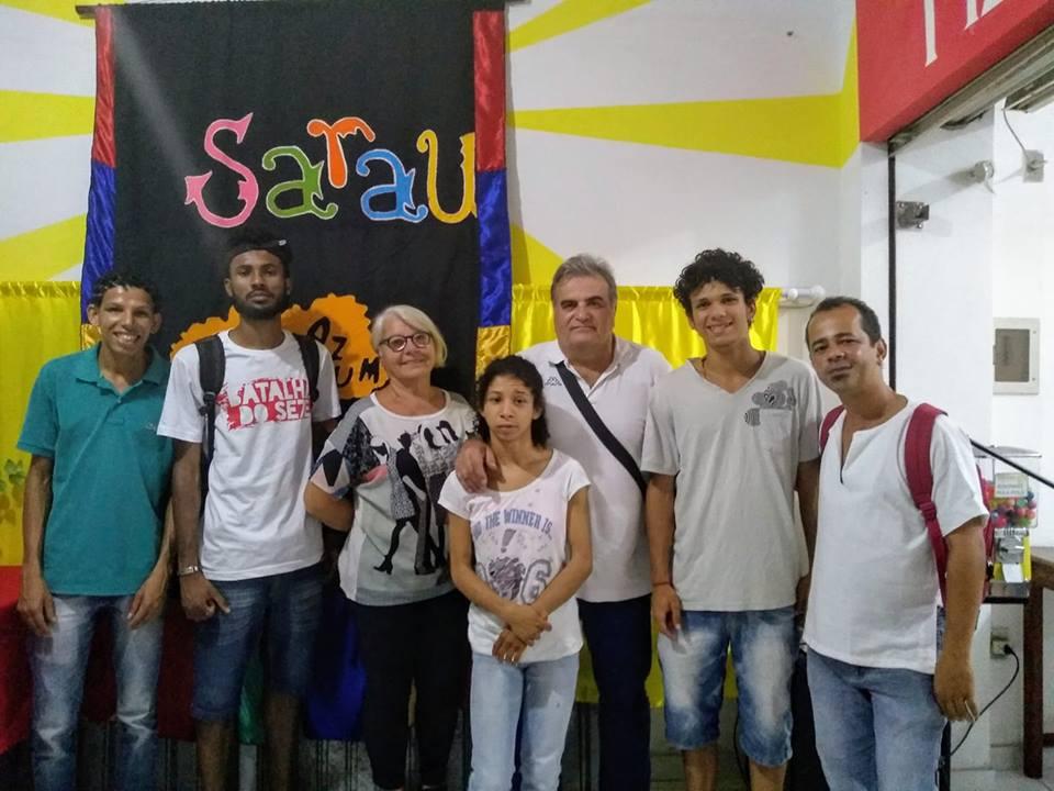 VIII Sarau Alacazum 2018