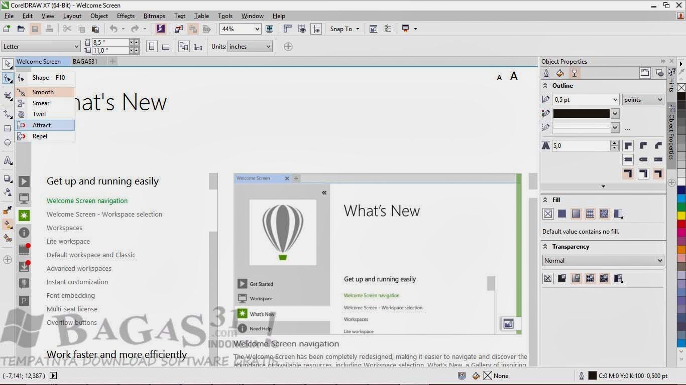 Corel Draw X7 Graphics Suite Full Keygen