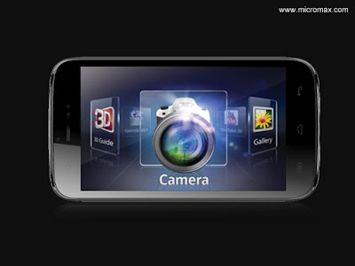 MICROMAX CANVAS A115 3D FULL SMARTPHONE SPECIFICATIONS