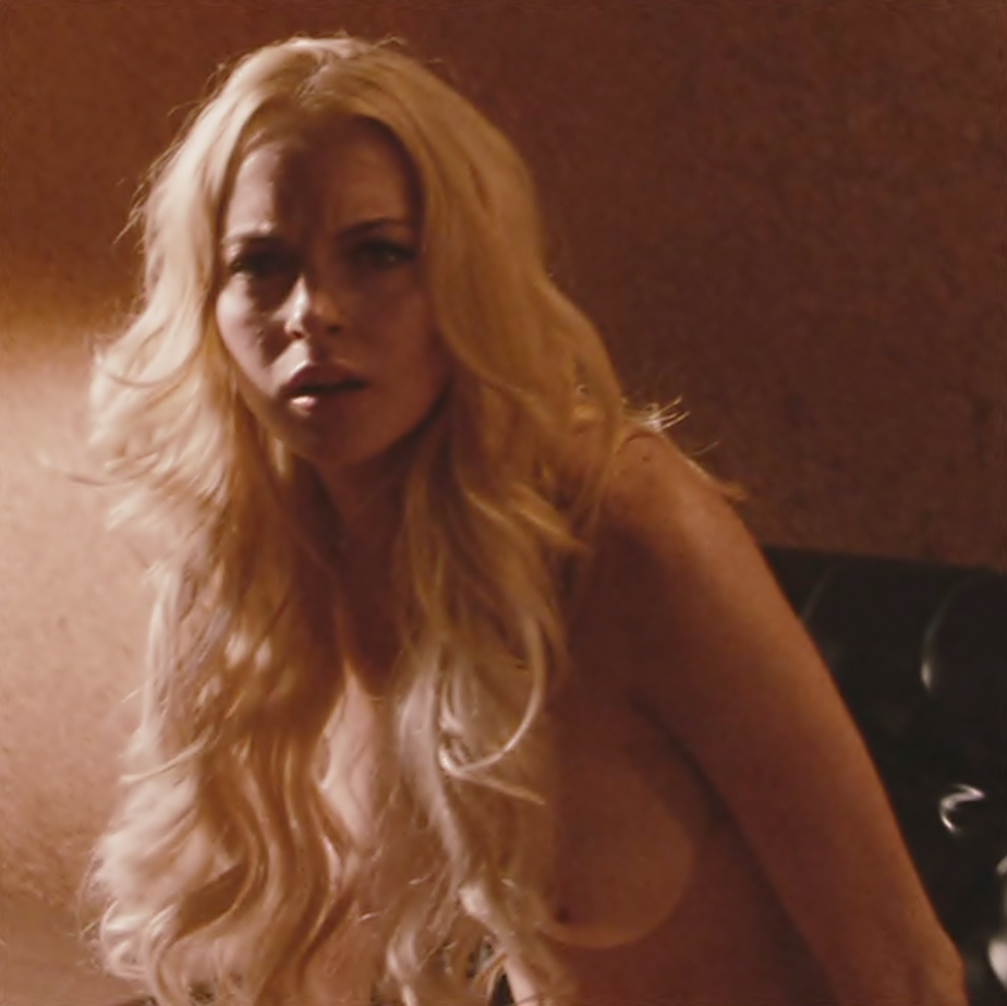 breasts lohan naked