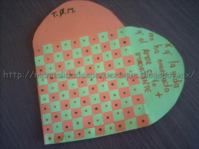 Corazón Entrelazado   Uñas y Manualidades de \