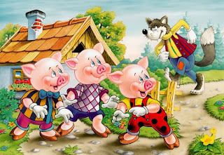 Plano de Aula Literatura Infantil Conto Os Três Porquinhos