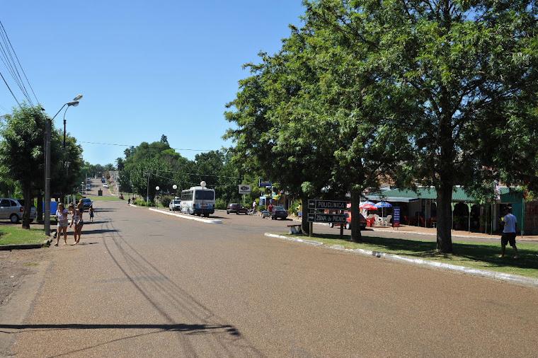ingreso, avenida principal