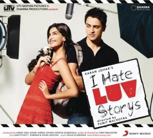 Download Hindi Movie I Hate LUV Stories MP3 Songs