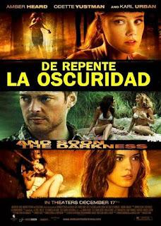 De Pronto En La Oscuridad (2010) Online