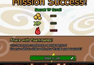 Release 06 Jan 2012 Cheat TP Talent Point Ninja Saga New 2013