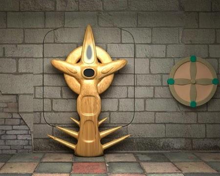 Juegos de Escape The Goddess Temple Escape