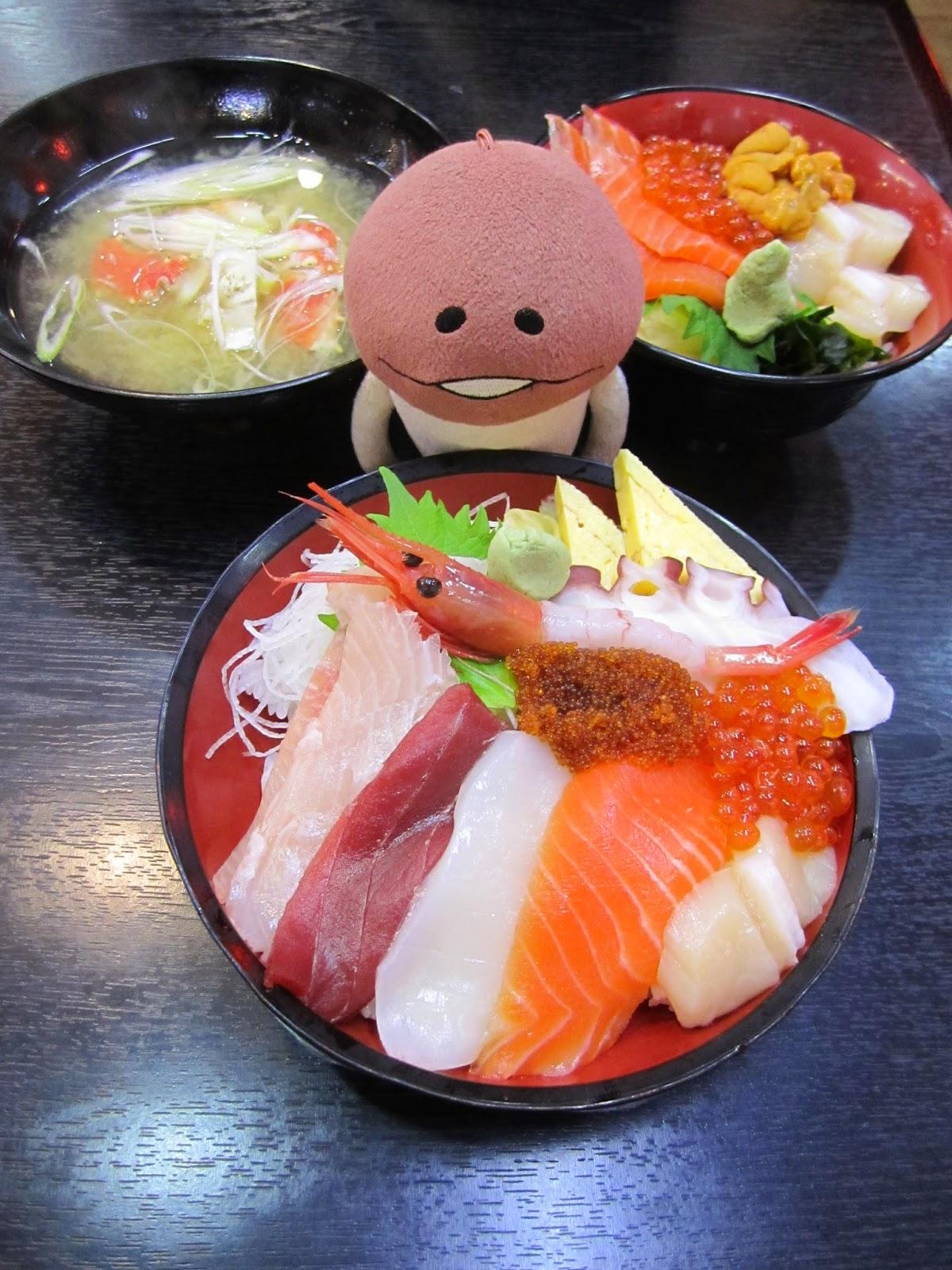 Sapporo Fish Market Kaisen Don