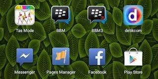 Cara Menggunakan dua BBM pada Satu Android