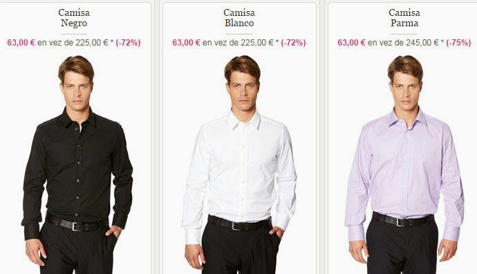 Tres preciosos modelos de camisas de Dolce&Gabbana para hombre