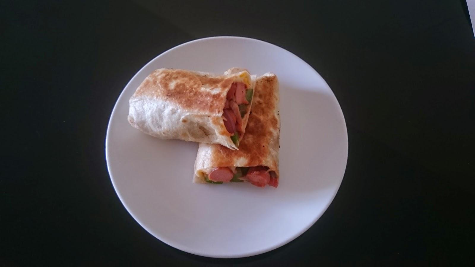 Sausage wrap
