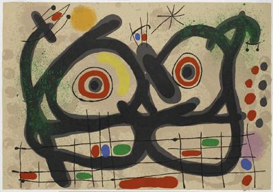Park West Gallery, Joan Miro