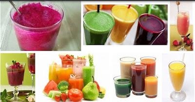 jus buah untuk kecerdasan otak