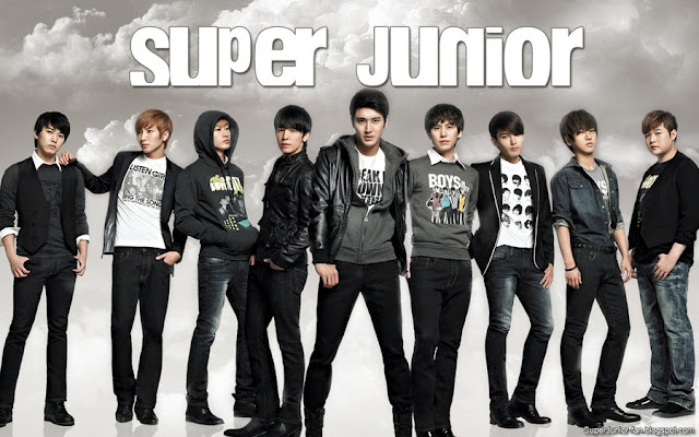 Wallpaper Super Junior 2014