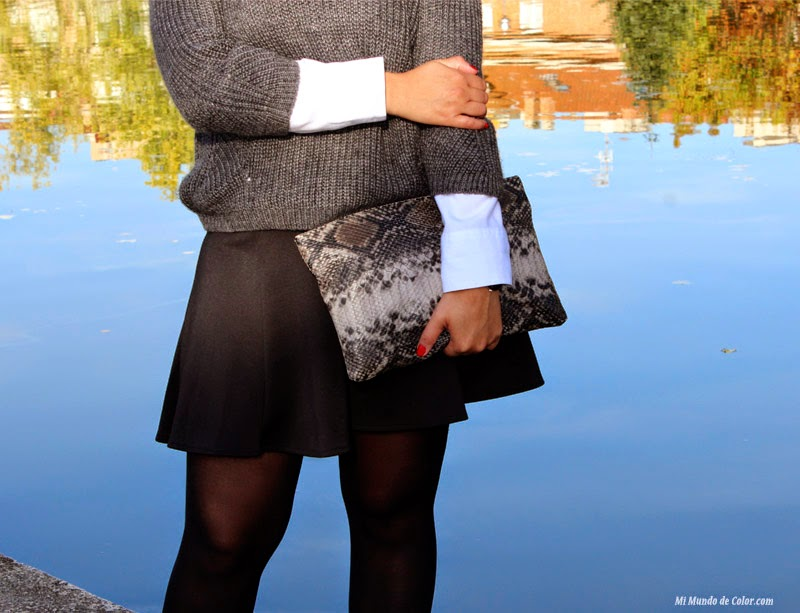 look otoño: preppy look