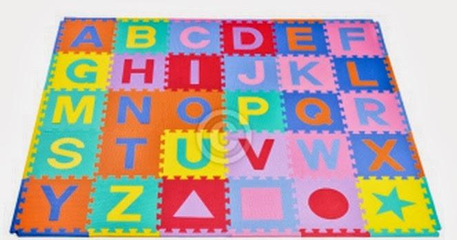 Adventures Of A Yorkshire Mum Alphabet Soft Play Mat From