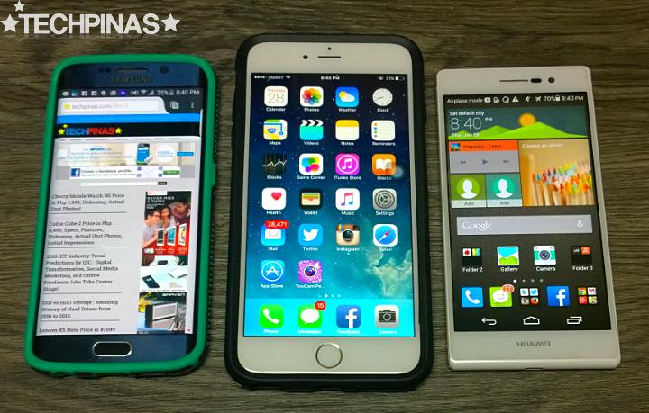 2015 Smartphone Sales