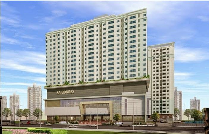 Dự án căn hộ SaigonRes Plaza