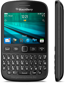 Review Ponsel Blackberry Samoa 9720