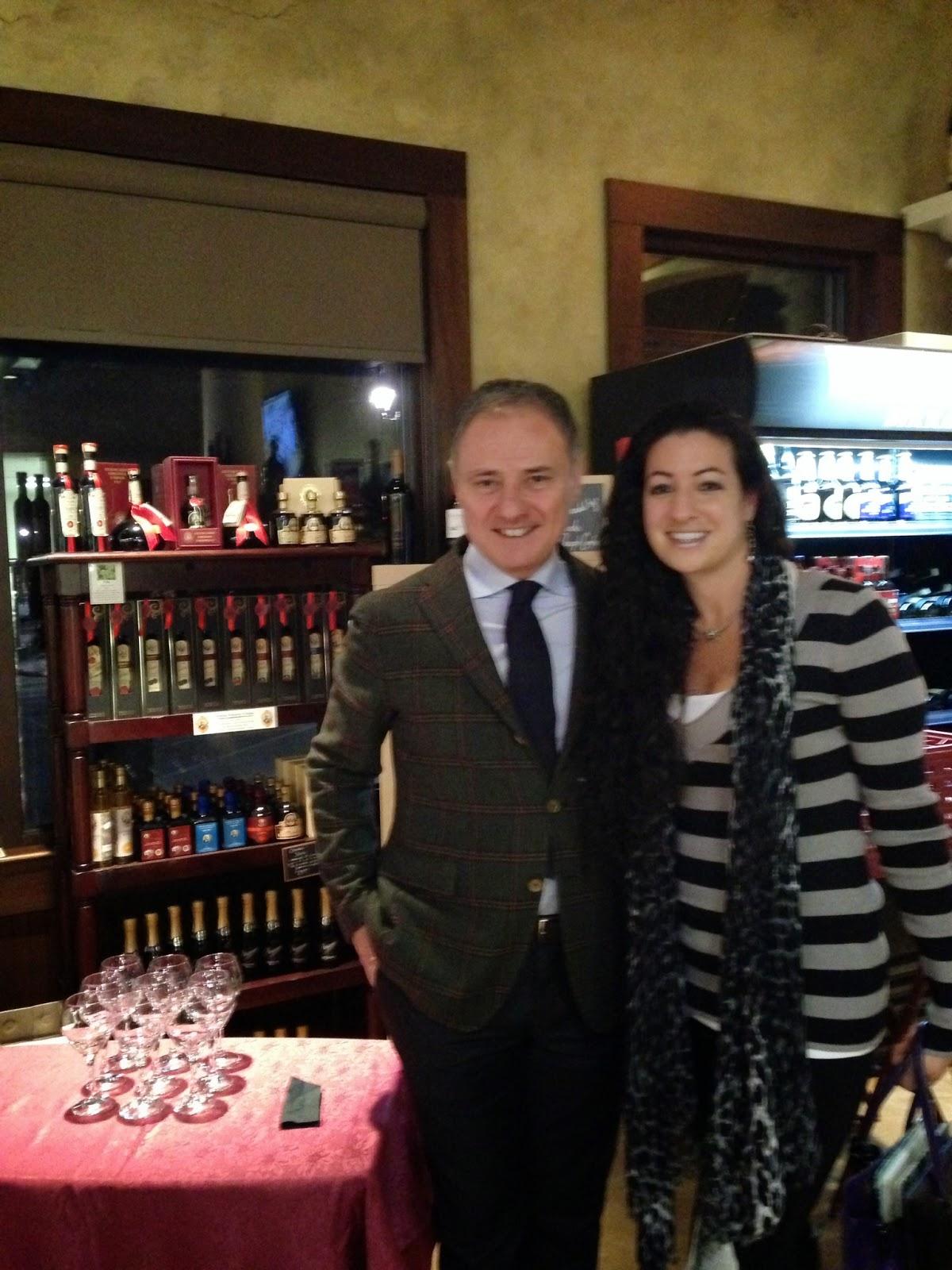 Winemaker Andrea Cecchi from Cecchi winery