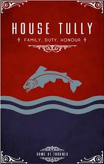 emblema casa Tully - Juego de Tronos en los siete reinos